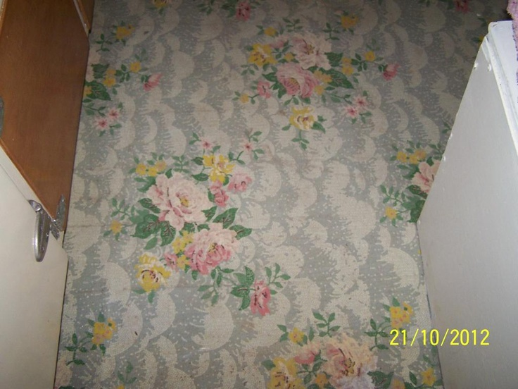 vintage vinyl flooring patterns 78 best vintage caravan vinyl lino floors images on 6878