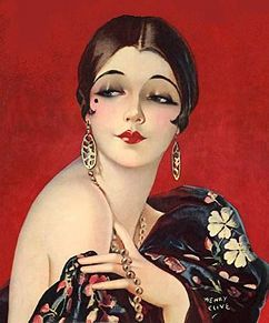 Know what a Flapper girl is.