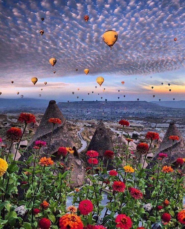 Kapadokya / Nevşehir Turkey
