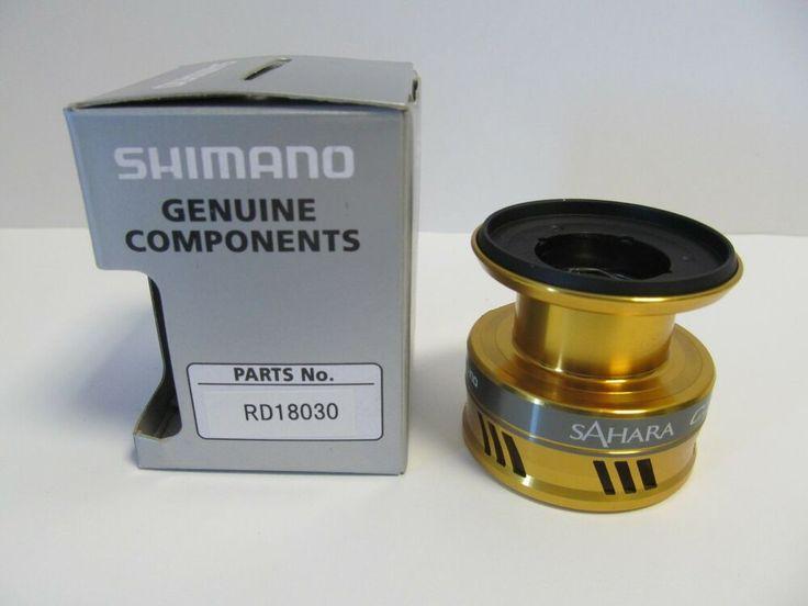 RD 18030 SHIMANO SPARE SPOOL TO FIT SAHARA C3000 FI C3000 DHFI C3000 HGFI