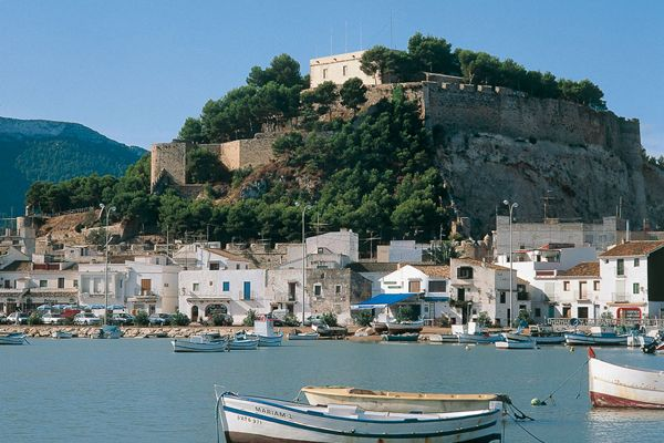 Denia, Spain A newly crowned mecca for food & beautiful places...