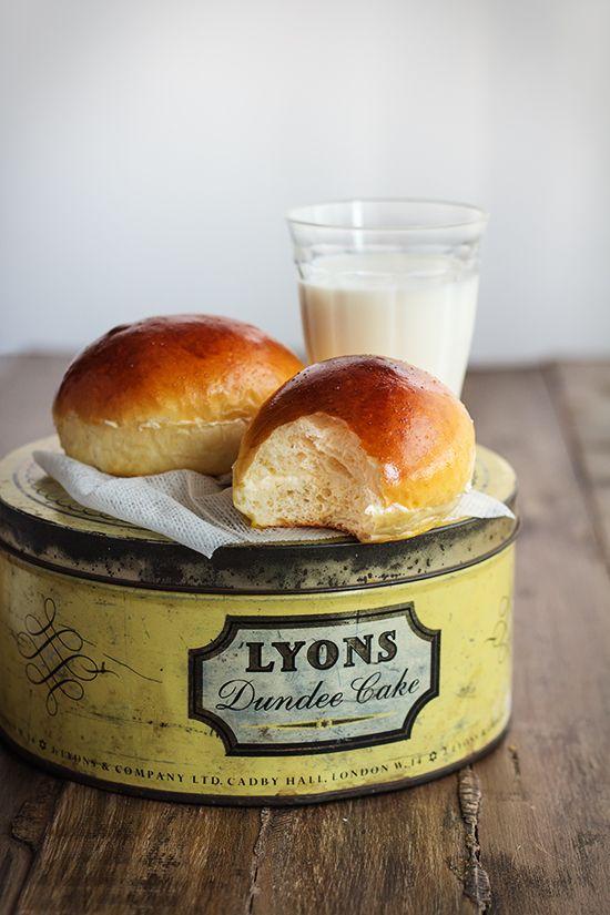 Receta de bollos de mantequilla de Bilbao paso a paso | Uno de Dos | Bloglovin'