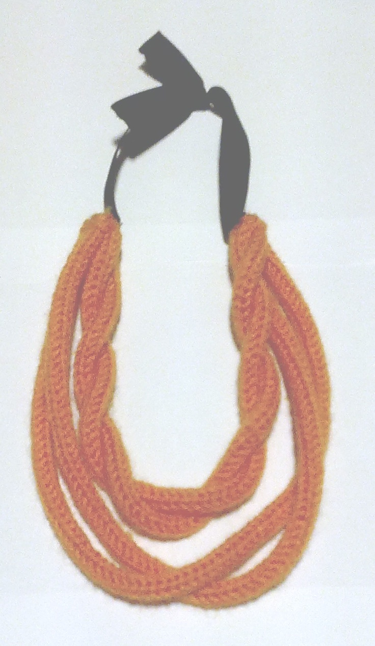543 best French Knitting Jewelry images on Pinterest | Crochet ...