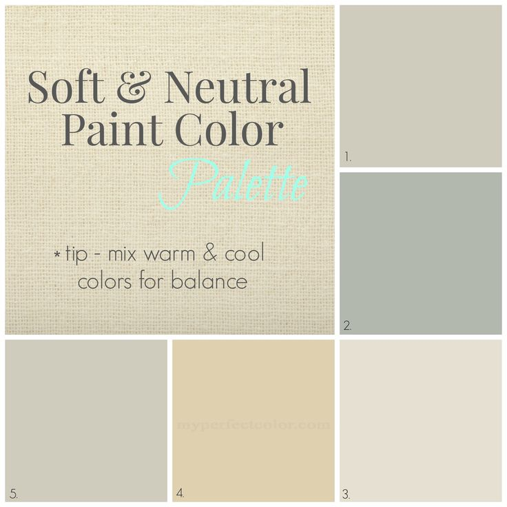 25 Best Ideas About Neutral Wall Colors On Pinterest