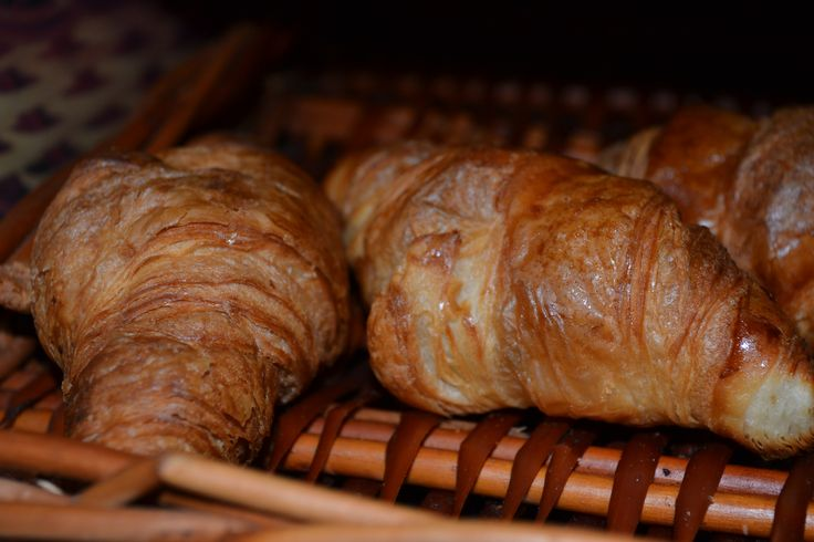 Taste our delicious croissants at breakfast !