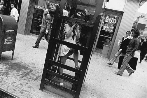 """""""New York City, 1972,"""" Gary Winogrand"""