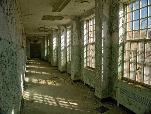 Gladesville Mental Hospital Tour