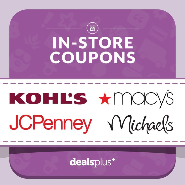Best In-Store Printable Coupons & Discounts - DealsPlus.com