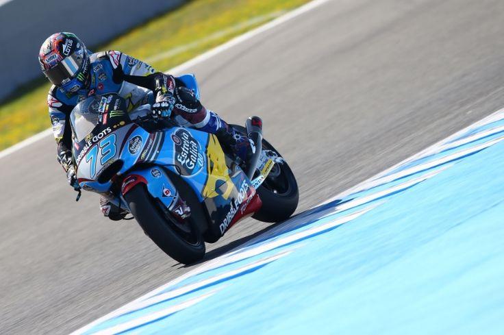 Alex Marquez, Moto2, Spanish MotoGP 2015