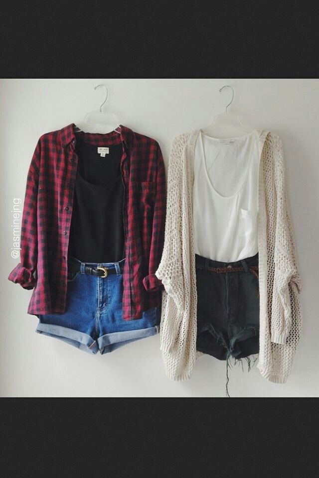 I need summer stuff!!!!  Flannel and over sized cardigans. Indie, hipster fashion. There are a lot of us that hate hipsters, but even we have to admit. They have a great sense of fashion.