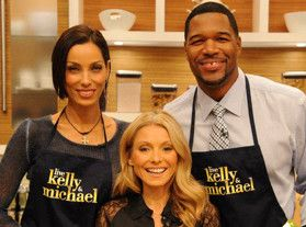 124 best Kelly and Michael images on Pinterest | Kelly ripa ...