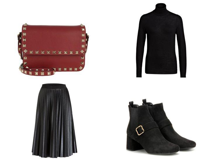 Ein Look rund um: Valentino Tasche - Rockstud Crossbody Bag Red - in rot - Umhängetasche für Damen von Valentino wurde gerade auf unsere Seite gepostet. Schaut euch an, was es sonst noch neues auf unserer Seite gibt.