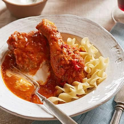 226 best comfort food recipes images on pinterest chicken paprikash from awesome chef amy thielen book via midwest living magazine find this pin and more on comfort food recipes forumfinder