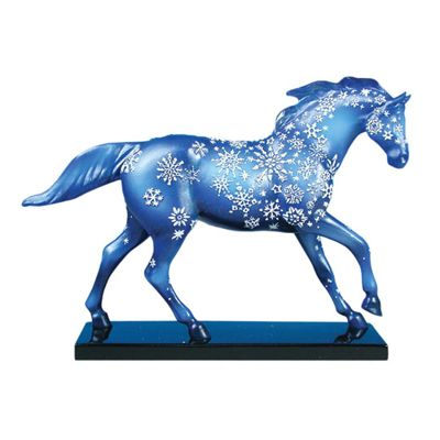 The Trail of Painted Ponies - Snowflake