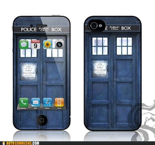Apple iPhone 4 / iPhone 4S Hard Case Cover & Skin Kit