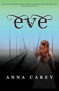 Ragnaria entre páginas: 5. Eve - Anna Carey.