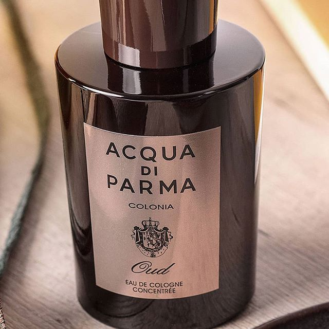 Colonia Oud Concentree By Acqua Di Parma With Citrus Top Notes Oud Coriander Amyris Wood Heart And A Musky Leather Base Plea Fragrance Colonia Wood Hearts