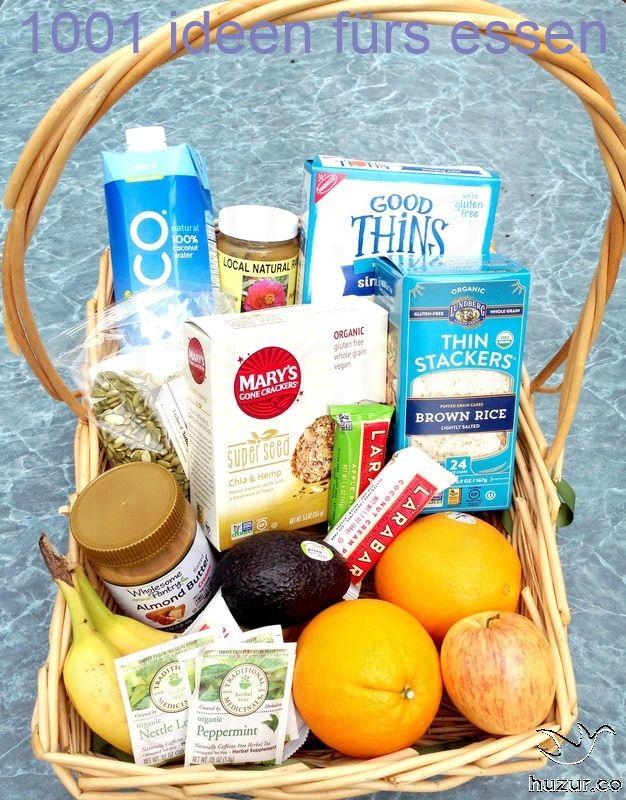 Ideen Fur Ein Essen Zum 50 Geburtstag Fruit Basket Gift Healthy Gift Basket Healthy Easter Basket