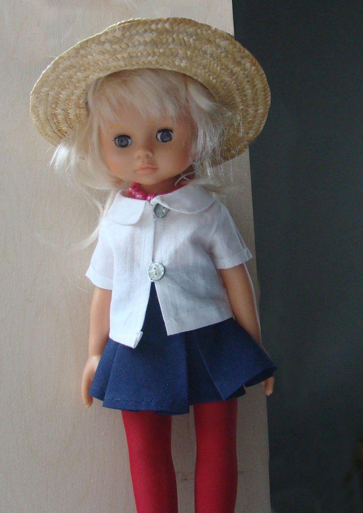 lala Fela, zrobiłam dla niej ubranka