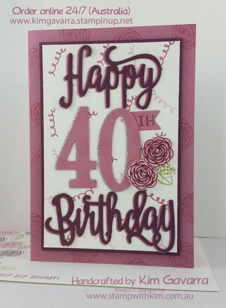 5494 Best Images About Stin Up On Pinterest Happy Birthday Wishes To Team Member