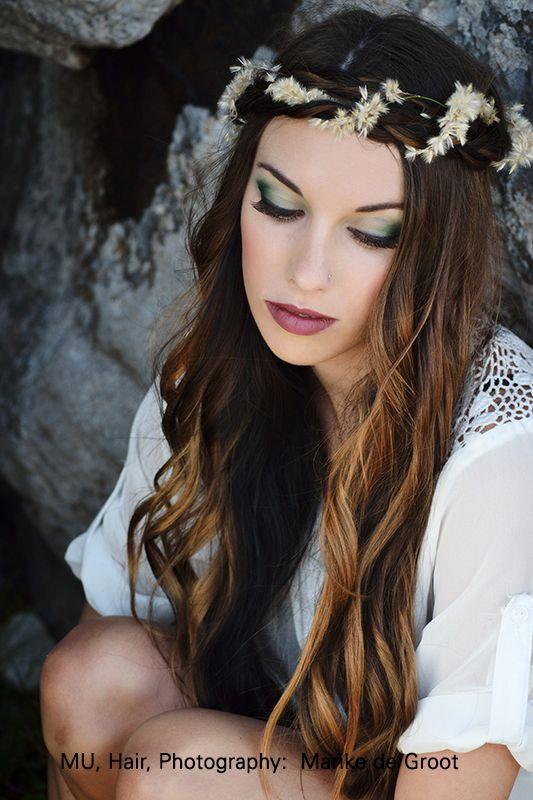 Bohemian Summer Lovin Shoot with Shan - Makeup, Hair, Styling & Photography by Marike de Groot