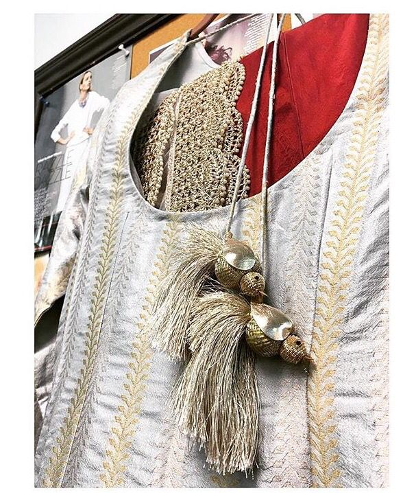 Payal Singhal # tassel love # Indian fashion