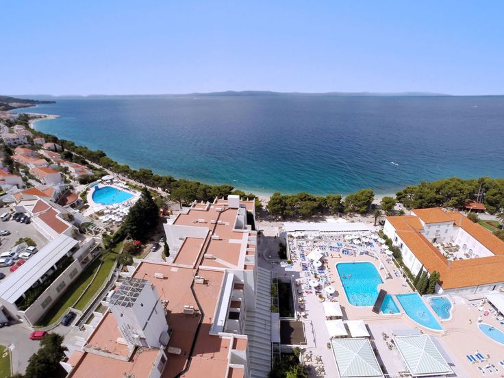 Bluesun Hotel Alga i Tucepi #Croatia #Balkan #Kroatien #Europa #Europe #Beach #Sea #Strand #Hav #Paradise #Vacation #Semester #Travel #Resa #Hotel #Bluesun #Alga #Tucepi #Pool