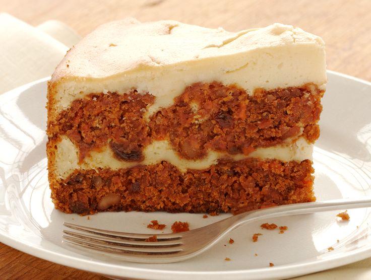 Carrot Cake Using Yellow Cake Mix