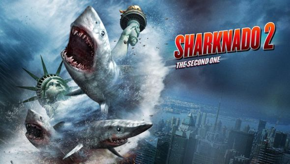 Sharknado 2 review: Best GIFs