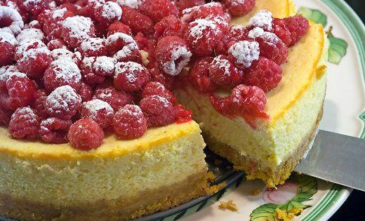 14 dievīgi gardas siera kūku receptes - Tasty.lv