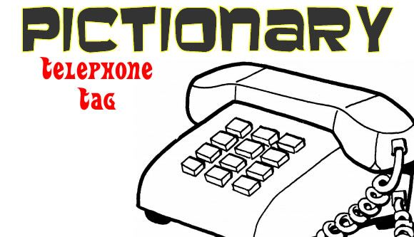 Pictionary Telephone Tag – Catholic Youth Ministry Game