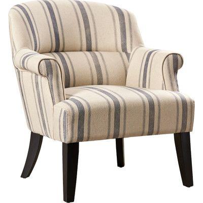 Lark Manor Cambridge Upholstered Arm Chair & Reviews | Wayfair
