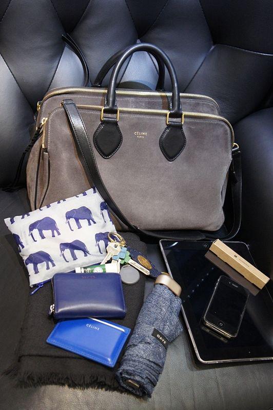 CURTISHOLIC: in my bag