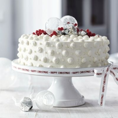 Stoneware Cake Stand from The White Company