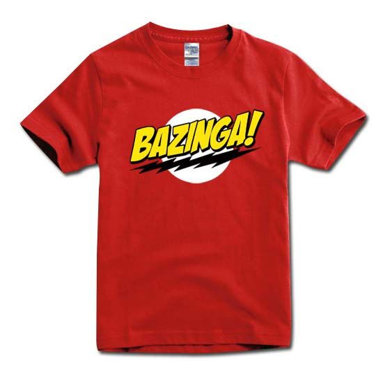 Big Bang Theory Shirt Bazinga Tshirt Tee More by TeeYourStyle