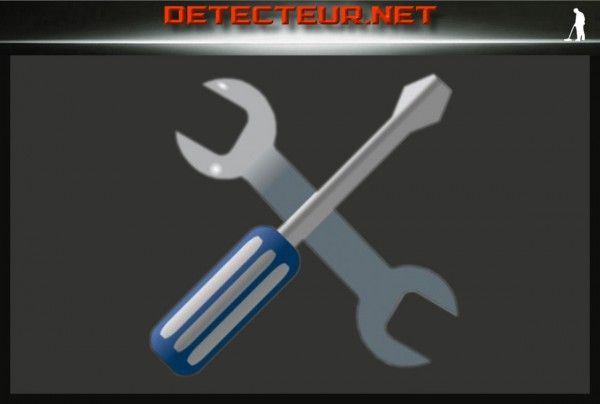 Chercher des météorites au détecteur de métaux