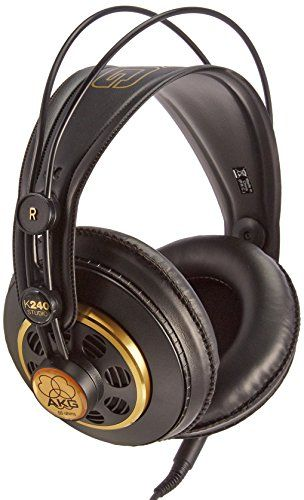nice AKG K240STUDIO Professional Headphones
