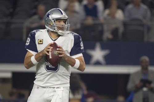 Dallas Cowboys quarterback Tony Romo (9) drops back to pass against the Carolina Panthers during the first quarter of an NFL game on Thanksgiving at AT&T Stadium.(Photo: Jerome Miron, USA TODAY Sports)     The Dallas Cowboys may finally be moving actively ahead with what seems like...  http://usa.swengen.com/jerry-jones-notifies-nfl-gms-theyre-permitted-to-contact-tony-romo/