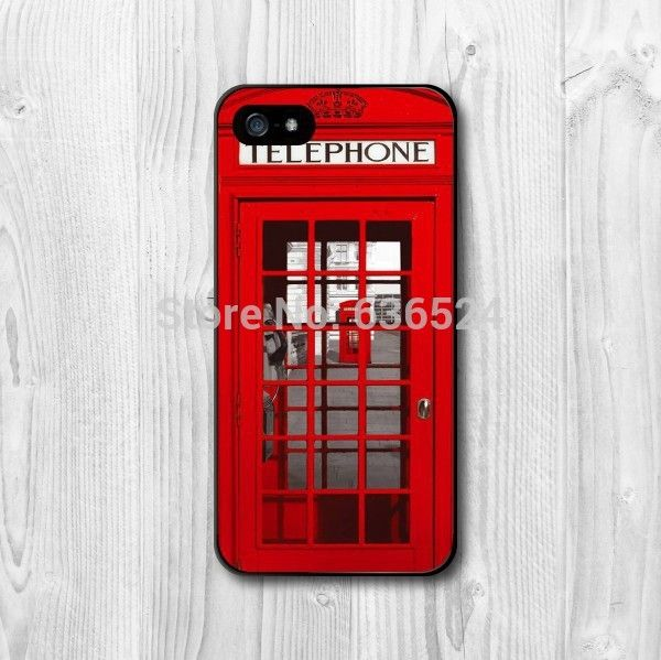 New London Phone Booth Interesting Design Case for iPhone 4 4s 5 5s 5c 6 6plus iPhone Web Shop  