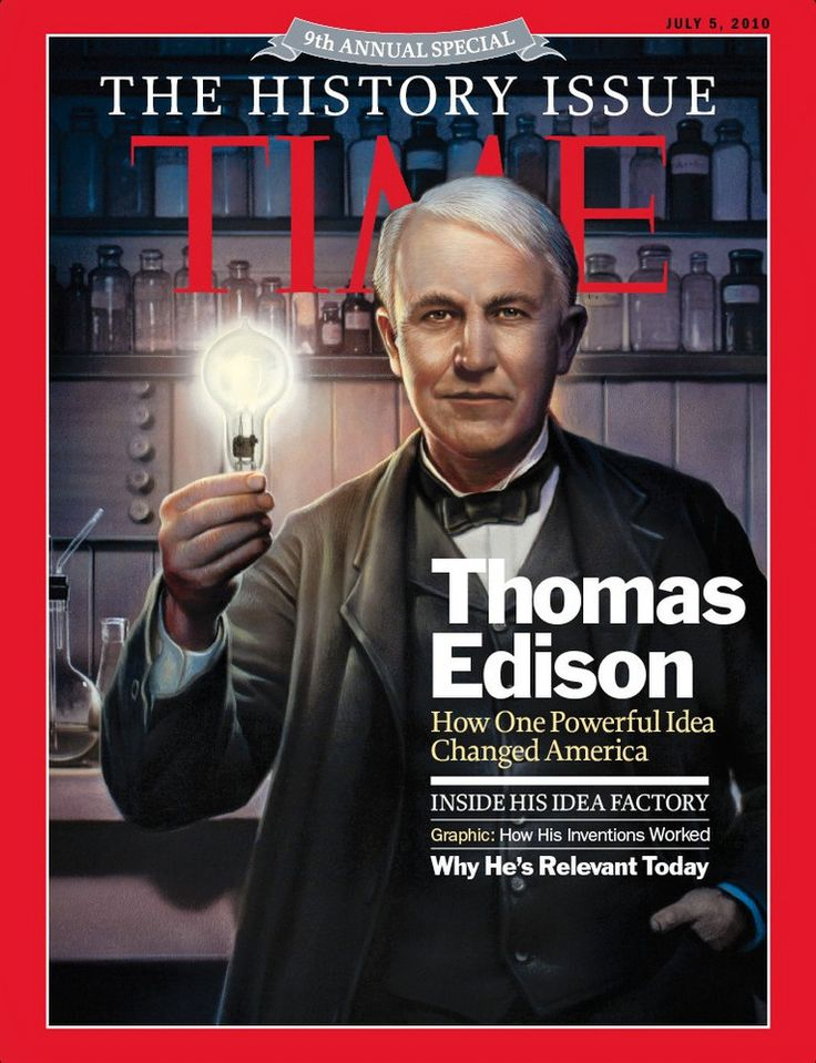 Thomas Alva Edison (1847-1931) was an American inventor and businessman. He developed many devices that greatly influenced ...