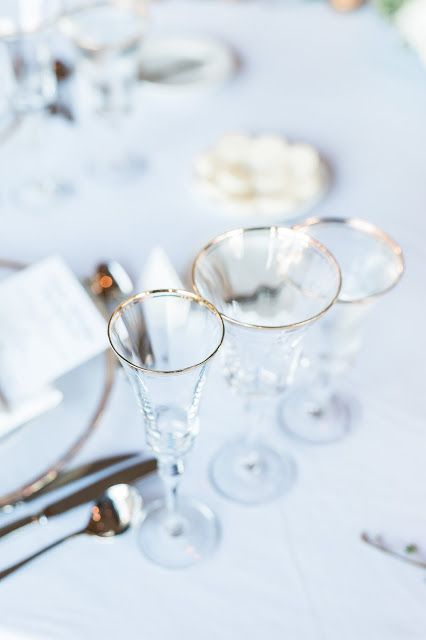 Events by Satra: Nichole & Reese   Fairmont San Francisco Wedding    Events by Satra // JBJ Pictures // fairmont sf wedding, fairmont san francisco wedding. gold rimmed glassware