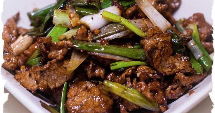 Almost Bourdain: Simple beef chop suey recipe