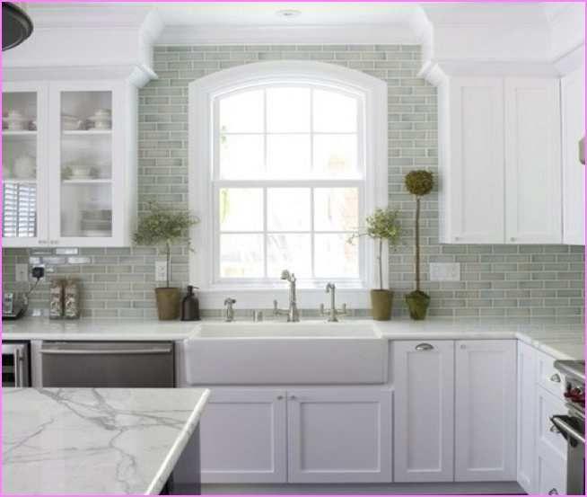 subway tiles kitchen splashback - Google Search