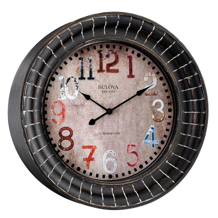 best ideas about bulova wall clock on pinterest chiming wall clocks