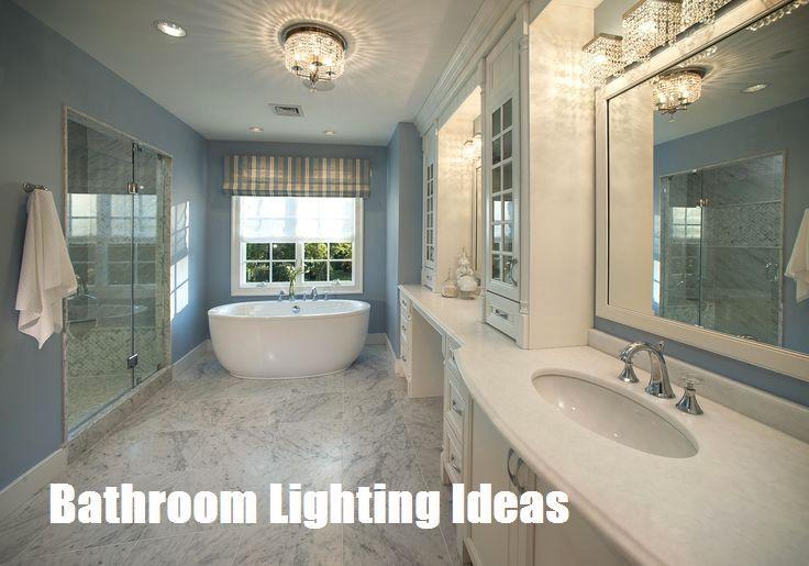 Ideen Fur Die Badezimmerbeleuchtung Die Sie In Betracht Ziehen Mochten In 2020 Badezimmerbeleuchtung Badezimmer Licht Badbeleuchtung
