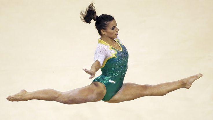 Jade Barbosa Rio 2016