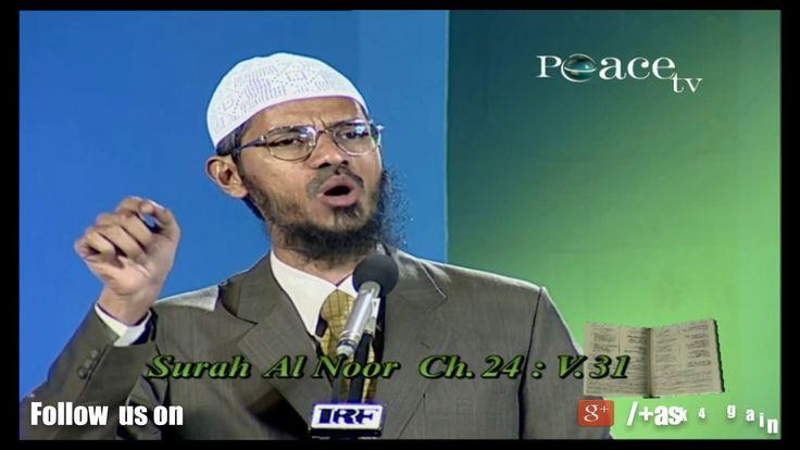Raja Ram Mohan Roy Was Against Hijab - Dr Zakir Naik