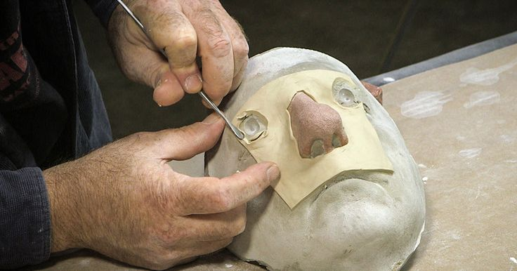 Prosthetic Makeup Basics - Gelatin Facial Appliances - Part 1