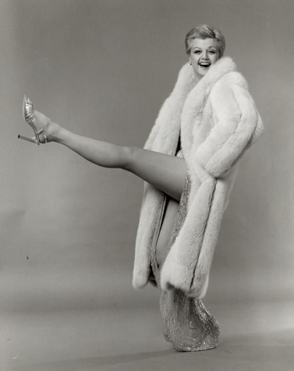 """""""I just stopped playing bitches on wheels and peoples' mothers. I have only a few more years to kick up my heels!"""" ~ Angela Lansbury"""