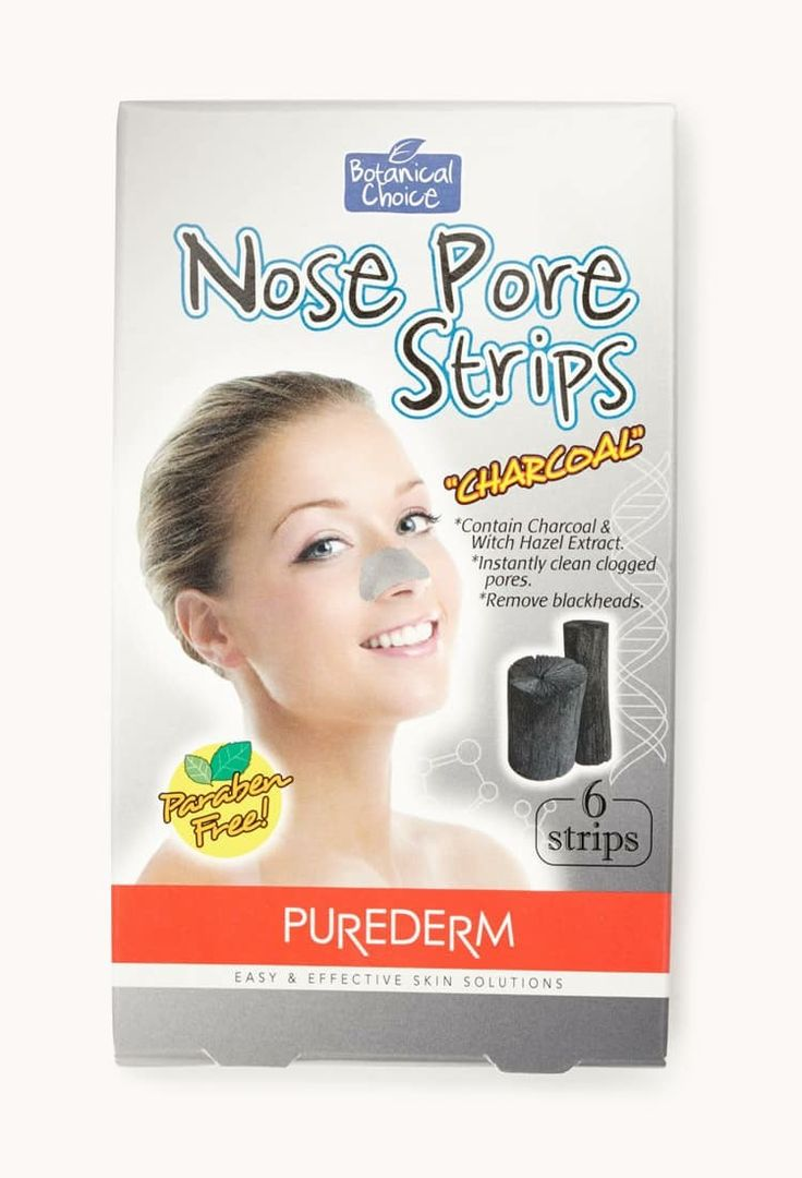 Charcoal Nose Pore Strips  $2.73